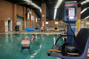 Hydrotherapy - Chair Lift
