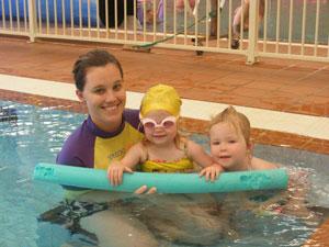 Hydrotherapy Paediatrics